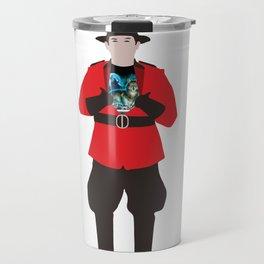 Canadian Spirit Animal Travel Mug