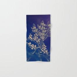 Floral Buds Hand & Bath Towel