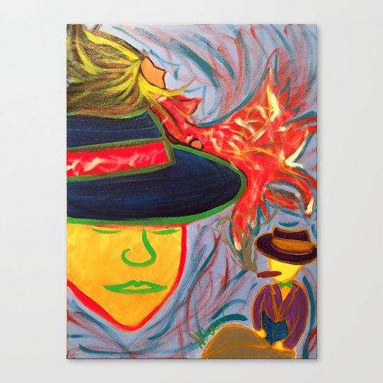 Matchmaker Canvas Print