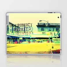 Pike Place Market   Project L0̷SS   Laptop & iPad Skin