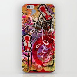 An Expose Of Uncalculated Whimsy iPhone Skin
