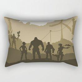 Borderlands Rectangular Pillow
