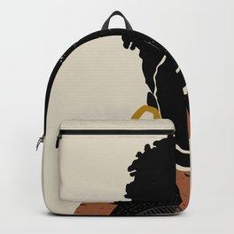 Black Hair No. 14 Backpack