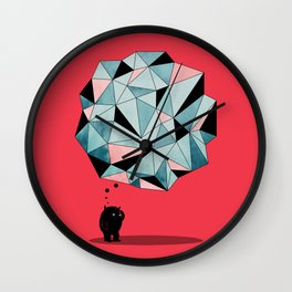 The Pondering Wall Clock