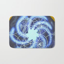 Galactic Codex Bath Mat