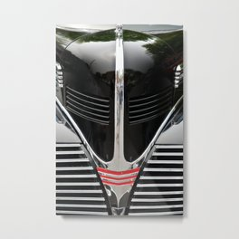 Dalek or Cylon? Metal Print