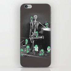 Crime Scene Investigation iPhone & iPod Skin
