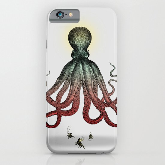 Octoverlord iPhone & iPod Case