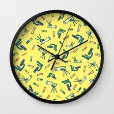 BP 49 Science Wall Clock