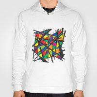 stained glass Hoodies featuring Stained Glass by preview