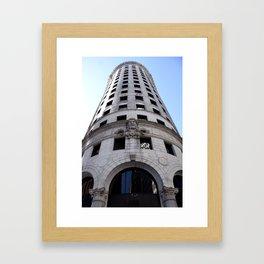 Turk Framed Art Print