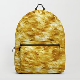 Autumn On A Windy Day Backpack