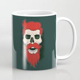 Bearded Skull Coffee Mug