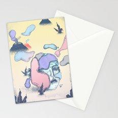 Nuevos atavíos Stationery Cards