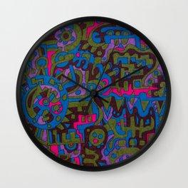 mimimops--11047ooo Wall Clock