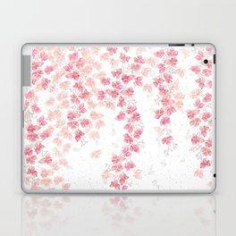 Bougainvillea Floral Vines Laptop & iPad Skin