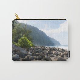 The Escape from the Kalaupapa Trail to the Beach Carry-All Pouch