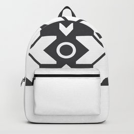 Faroe Islands Pattern Backpack