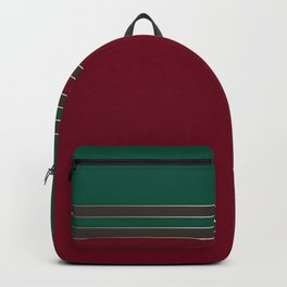 Christmas combo pattern Backpack