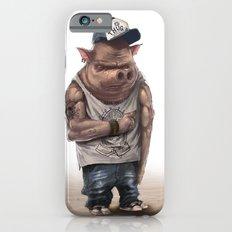 Pig Thug iPhone 6s Slim Case