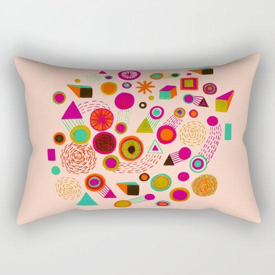 Galaxies III Rectangular Pillow
