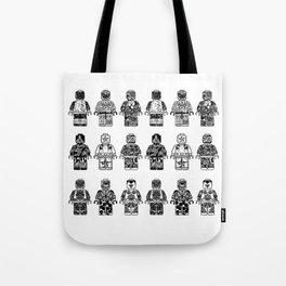 leggo man #3 Tote Bag