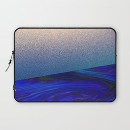 Sapphire and Steel Impressions Laptop Sleeve