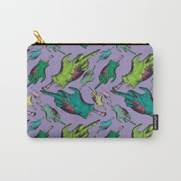 zombie babes Carry-All Pouch