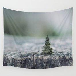 Tree by tree Wall Tapestry
