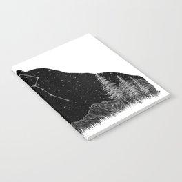 Ursa Major Ursa Minor Notebook