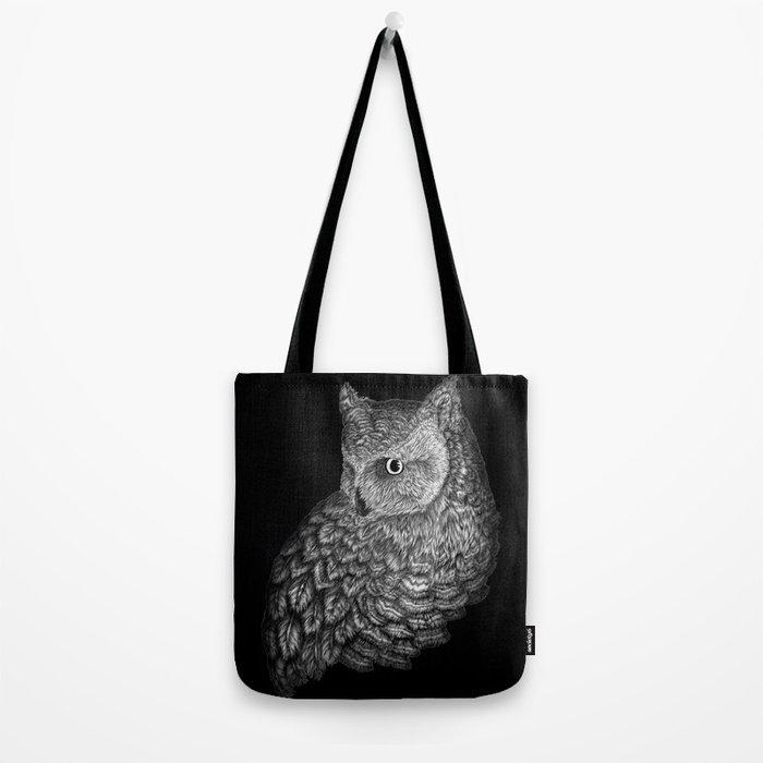 A Friend for Forsythe in Black Tote Bag