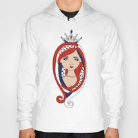 american Hoodies featuring American  by Gabriela Borges