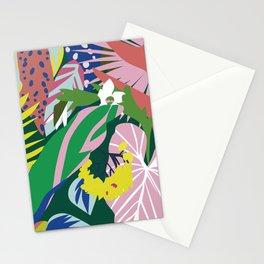 Lush Jungle Stationery Cards
