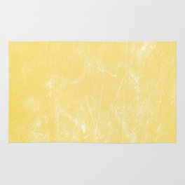 Flaxen Yellow Rug