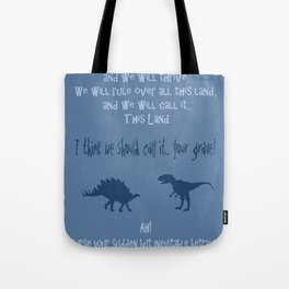 curse you and your sudden but inevitable betrayal, firefly serenity Tote Bag