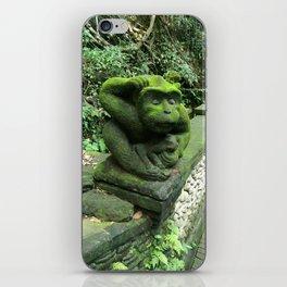 Monkey Forest VI iPhone Skin
