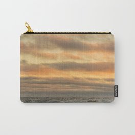Strawberry Sunset Carry-All Pouch