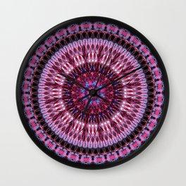 Ethereal Symbol Mandala Wall Clock