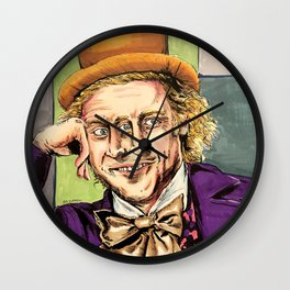 Factory owner Wall Clock