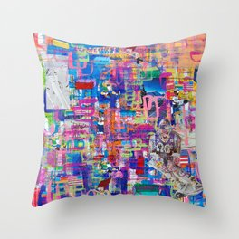 Commitment Foundation Throw Pillow