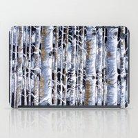 birch iPad Cases featuring Birch Slap by Tyler Resty