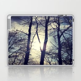 Your light will shine in the darkness Laptop & iPad Skin