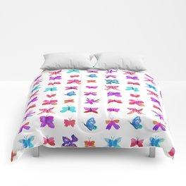 Teeny Butteflies Comforters