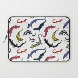 Northeastern Salamanders Laptop Sleeve