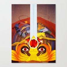 HO Canvas Print