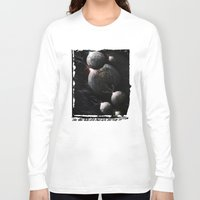 attack on titan Long Sleeve T-shirts featuring Attack by Thee Xelerator