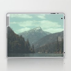 The departure - Diablo Lake Laptop & iPad Skin