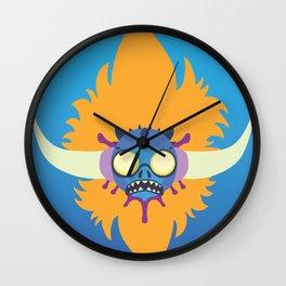 Headz vector Wall Clock
