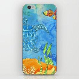 Secret Turtle iPhone Skin