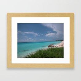 Bimini Bahamas Framed Art Print